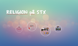 Copy of Religion på STX