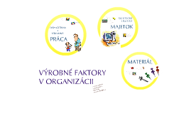 Copy of výrobné faktory