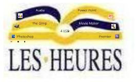Ejercicios Informática Les Heures