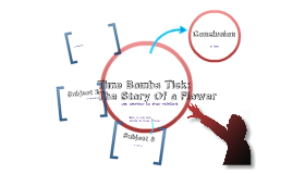 Time Bombs Tick: The Story Of a Flower