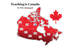 Teaching is Canada