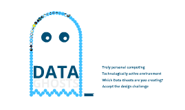 A City of Data Ghosts