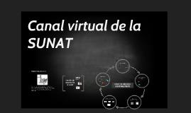 Canal virtual de la SUNAT