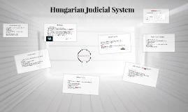 Hungarian Judicial System