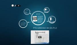 Copy of PROGRAMACION EN PLC