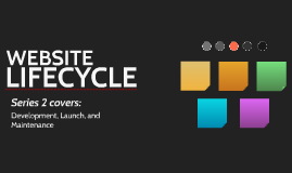 Website Lifecycle - Series 2