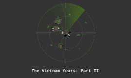The Vietnam Years: Part II