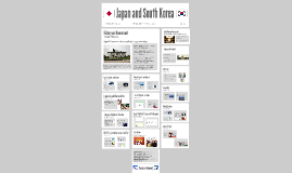 Japan and South Korea