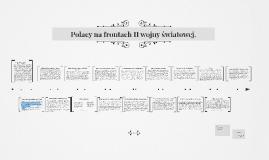Copy of Polacy na frontach II wojny światowej
