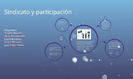 Sindicato y Participación