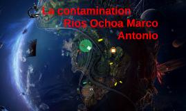 La contamination
