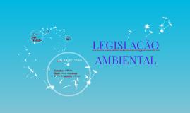 Copy of LEGISLAÇÃO AMBIENTAL