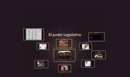 Copy of El poder Legislativo