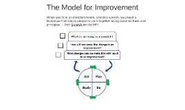 Aims & Driver Diagrams