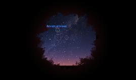 Marfa Lights and Astronomy