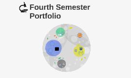 Forth Semester Portfolio