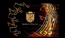 BFA - Triple Threat Musical Theater