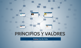 Copy of principios y valores