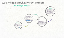 Copy of 2.04 What is stock anyway? Honors