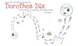 Copy of Dorothea Dix