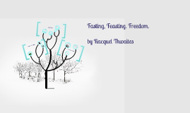 Copy of Fasting, Feasting. Freedom.