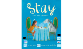 Stay: A girl, a dog, a bucket list