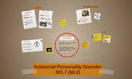Copy of Antisocial Personality Disorder