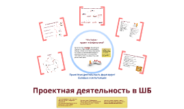 Проекты в ШБ