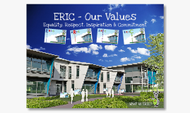 ERIC - Our Values