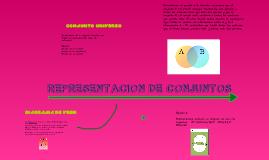 Copy of REPRESENTACION DE CONJUNTOS