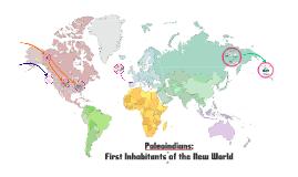 Paleoindians
