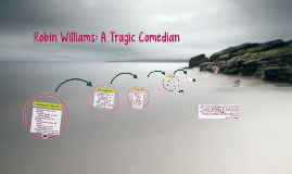 Robin Williams: A Tragic Comidian