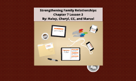 Strengthening Family Relationships