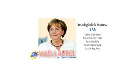 Merkel en la política europea