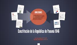 Copy of Constitución de la República de Panamá 1946