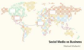 Social Media vs Business