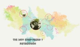 THE BODY SHOP-Precio y distribución