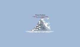 Copy of Mont Sutton