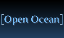 Biome Open Ocean Project