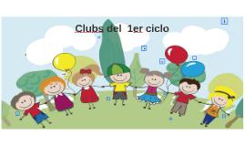Clubs del  1er ciclo