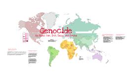 Copy of Genocide