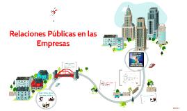 Copy of Relaciones Públicas De Las Empresas