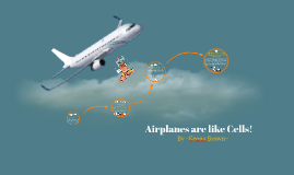 Airplane are like cells