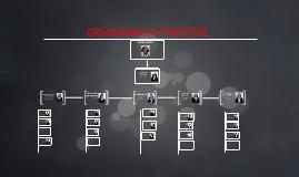 ORGANIGRAMA IV TRIMESTRE