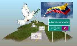 Copy of CÁTEDRA DE LA PAZ