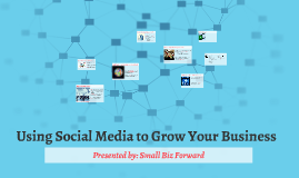 Small Biz Forward's Guide to Social Media