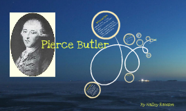 Pierce Butler Biography