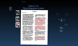 Mark 3:7-12