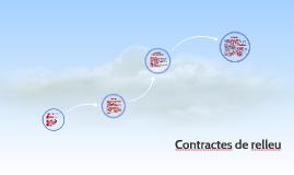 Copy of Contractes de relleu