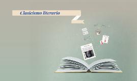 Clasicismo literario